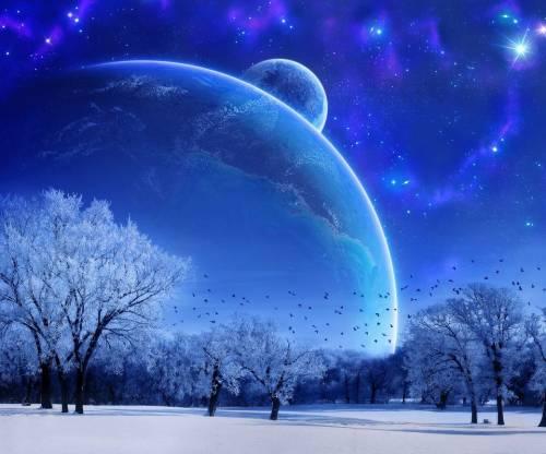 peizaj-zvezda-zima-planeta